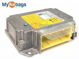 mitsubishi asx srs airbag control module
