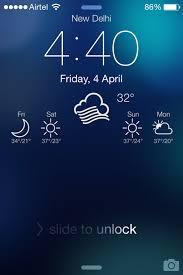 5 Free iPhone Apps To Customize Lock Screen