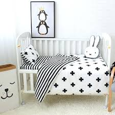 black and white single duvet cover uk covers king size sets baby bedding set cotton crib black and white duvet covers