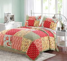 Quilts Bedspreads & Reviews | On Discount Price at Shoppypal.com & Eva Honeydew Quilt Set, 2-piece Twin Adamdwight.com