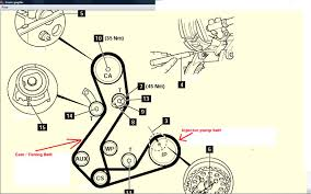 hi can someone tell me if my ford fiesta courier van  here is a belt diagram for you