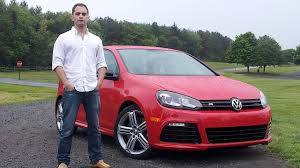 Volkswagen Golf R 2012 Test Drive & Car Review with Ross Rapoport ...