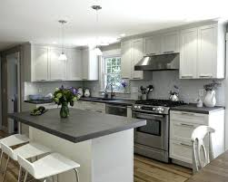 white kitchen cabinets with dark grey countertops 3523 home and white kitchen cabinets with dark grey countertops white cabinets black countertop grey