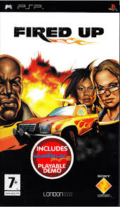 Fired Up (2005) PSP credits - MobyGames