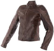 dainese mike las motorcycle leather jacket clothing jackets brown dainese thermal clothes 100