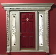 sidelights for front doorsModern Front Door with Sidelights  Adjust ThermaTru Front Door