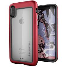 apple x cases. iphone x rugged heavy duty case | atomic slim series apple cases o