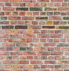 seamless old brick wall texture stock