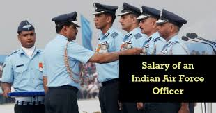Salary Of An Indian Air Force Officer