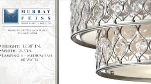 full size of living surprising murray feiss lucia chandelier 15 fancy 12 maxresdefault murray feiss lucia