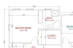small master bedroom floor plans with bathroom