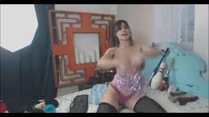 WTF Bizarre Anal And Vaginal Masturbation Porn Performance