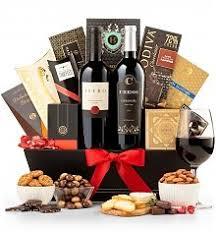 wine baskets the 5th avenue wine gift basket
