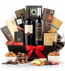 wine baskets the 5th avenue wine gift basket
