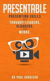 Design Thought Leaders Presentable Presenting Skills For Thought Leaders Vloggers