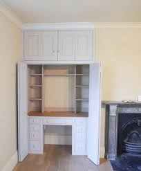 hideaway office furniture. Home Office Fitted_alcove_cupboards_gosforth Fitted_alcove_cupboards_gosforth_1 Hideaway Furniture