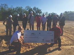 san antonio builders break ground to support charity and skilled labor