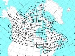 Canadian Vfr Navigation Charts Vnc