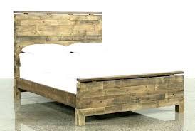Queen Platform Bedroom Set Sale Bed Living Spaces Sets Black ...