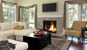 contemporary fireplace. DRC6300 Signature Series Contemporary Direct Vent Fireplace 45\ R
