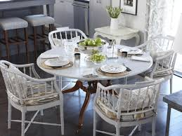 Painted Kitchen Table Painted Kitchen Chairs Pictures Ideas Tips From Hgtv Hgtv