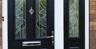 composite door and side panel
