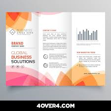 tri fold brochures tri fold brochures vs z fold brochures what gives 4over4 com