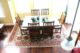 under table rug dining room rugs size under e rug for rugby championship round e rug