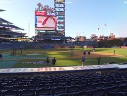 Citizens Bank Park Interactive Seating Chart 52 Precise Citizens Bank Park Seating Chart Rows Per Section