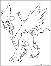 Small Picture Pokemon Coloring Pages Mega Charizard Ex Es Coloring Pages