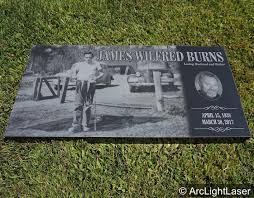 Family Monument Designs 24x12x3 Granite Memorial Headstone Flat Grass Marker