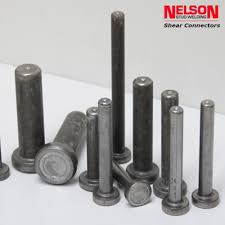 Nelson Shear Stud Shear Connector Fasten Enterprises