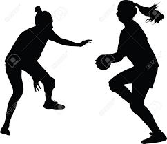 ハンドボール女子選手