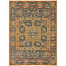 palace monroe blue 13 0 x 18 0 area rug