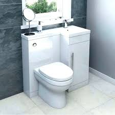 toilet and sink combined toilet and sink combined white right handed unit with energy back to toilet and sink combined