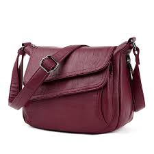 kavard women leather shoulder bag