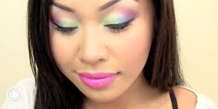 nicki minaj super b video inspired makeup