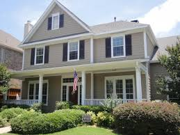 Brick House Paint Colors And Brick House Paint Trim Colors Image - Exterior painting house
