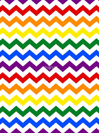 Cheveron Pattern Fascinating Rainbow Chevron Pattern Pride Colors Rainbow ALine Dress By