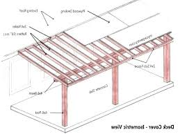 solid roof patio cover plans. Patio Cover Plans Diy New Solid Aluminum Outdoor Covers DIY Kits From Do Inside It Within 2 Roof I