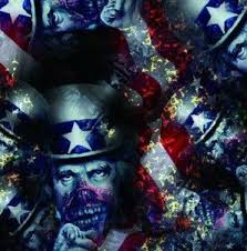 Zombie <b>Uncle Sam</b> film for Hydrographic <b>Printing</b> your 3 ...