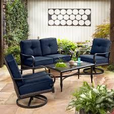 Lazy Boy Living Room Furniture Sets La Z Boy Outdoor Kayla 4 Pc Seating Set Limited Availability
