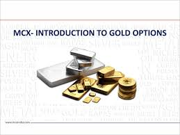 Options Trading In Mcx Gold Forex Indonesian Rupiah