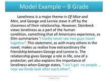 of mice and men relationship between george and lennie essay mla of mice and men relationship between george and lennie essay