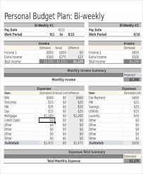 Budget Calendar Template | Free & Premium Templates