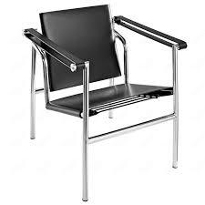 Lc1 (sling chair, metal frame) Design Le Corbusier, Pierre ...