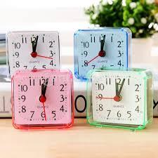 maxivogue mini square quartz clock travel alarm clock bedroom home table clock 11street malaysia alarm clock