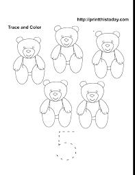 worksheet5 free printable preschool and kindergarten math worksheets on printable kindergarten math worksheets