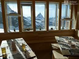 Monte Rosa Hütte, 2883 m