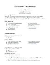 Internship In Resume Sample Best Of It Intern Resume Internship ...
